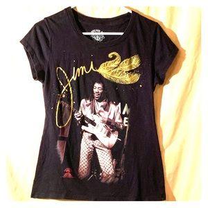 Size small Jimmy Hendrix T-shirt
